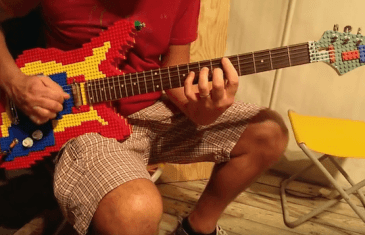 Everything (about this Guitar) is AWESOME!