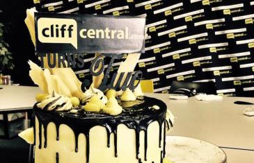 #CliffCentralTurns2 Special with Gareth Cliff