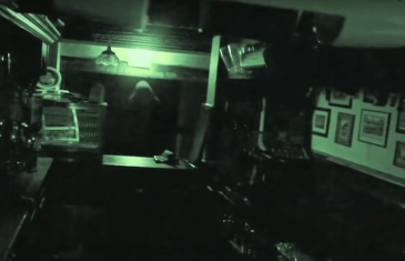 Poltergeist Poached from Pub