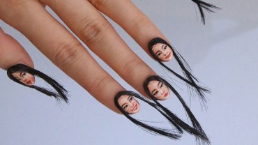 Face it… these Nails are WEIRD!