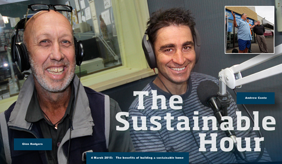 The benefits of building a sustainable home