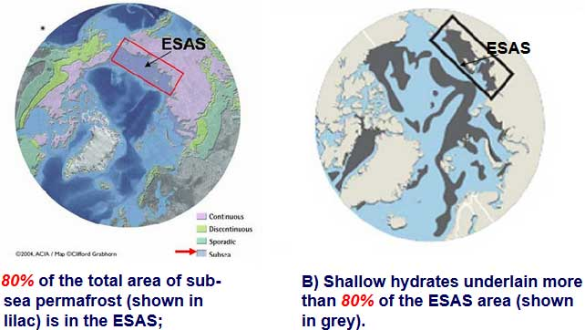 Stability-of-sub-sea-permafrost-is-key-to-stability-of-permafrost-related-hydrate-deposits