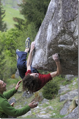 Adam Ondra is Strong