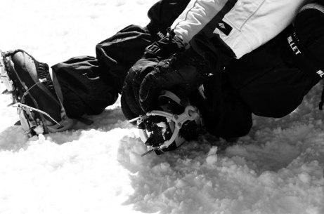 Mont Blanc Equipment
