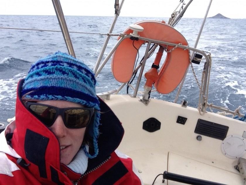 Sailing in Spain