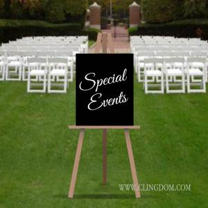 Special Events and Holidays