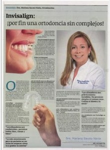 publicacion La Vanguardia Mariana Sacoto Navia