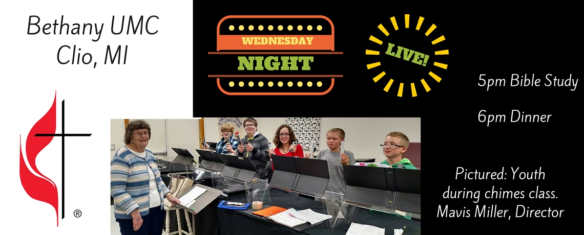 Come & See – Wednesday Night Live!