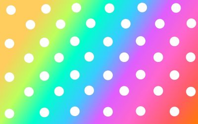 Free Wallpaper Polkadot Rainbow, Download Free Clip Art, Free Clip Art on Clipart Library