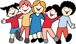 Good pix for hang out with friends clipart