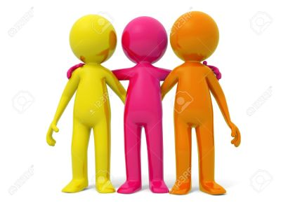 Three person clipart - Clipground