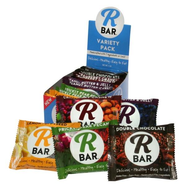Variety Pack – RBar Energy