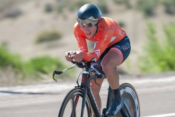 Gila Time Trial 2017 huffman