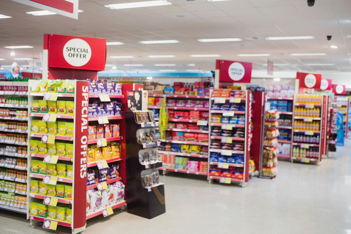 How to make promotional ideas effective in supermarkets - POP Fuel