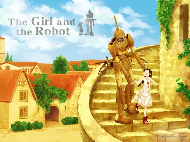 The Girl and the Robot Hints at Upcoming Release With A-Maze(ing) Reveal