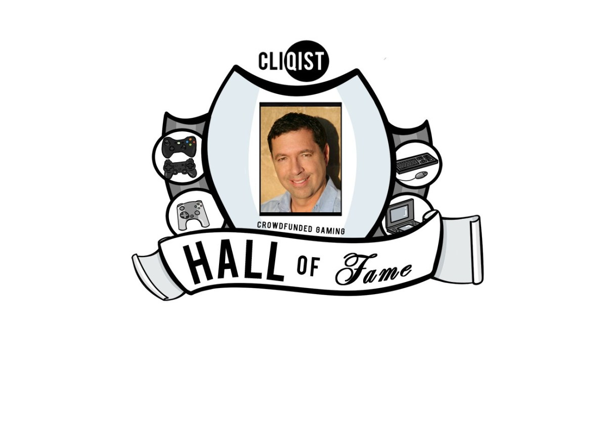 Crowdfunding Hall of Fame: Brian Fargo
