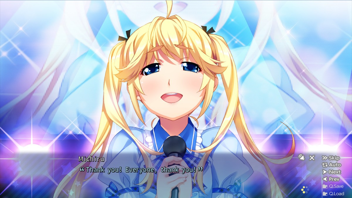 Idol Magical Girl Chiru Chiru Michiru Now Available Via Steam