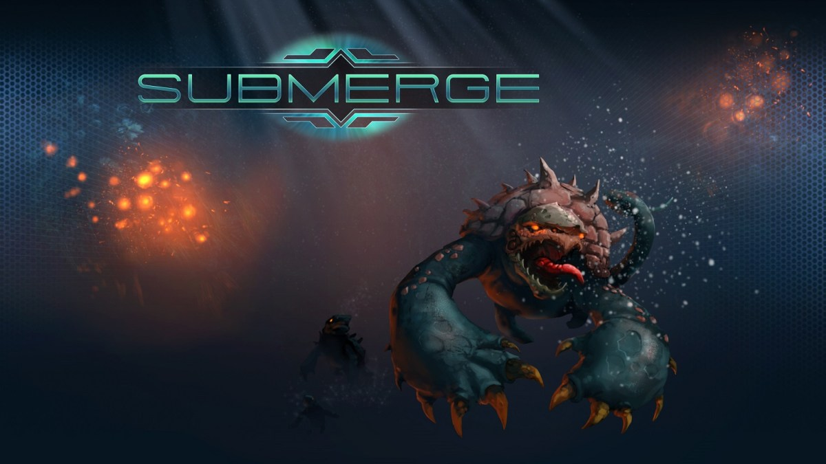 Submerge - Unreal 4 Powered Underwater RTS Hits Kickstarter