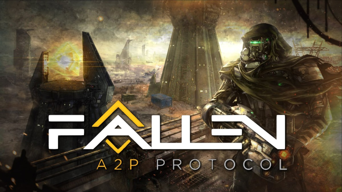 Red Katana Giving Away Free Copies of Post Apocalyptic RPG Fallen: A2P Protocol