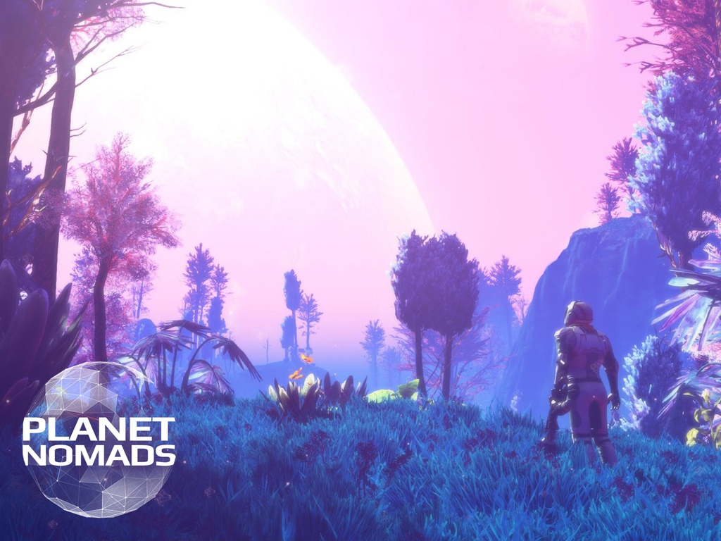 No Man's Sky is so Yesterday, Let's Get Hyped for Planet Nomads