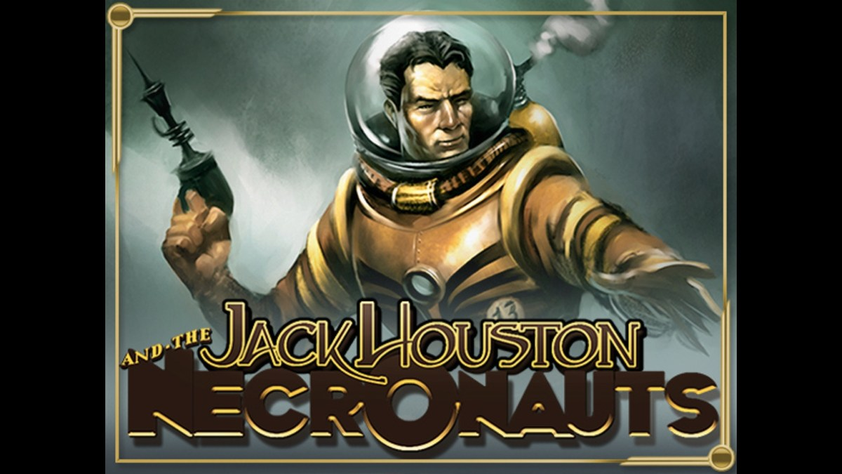 Checking in on Stop Motion Adventure Jack Houston and the Necronauts