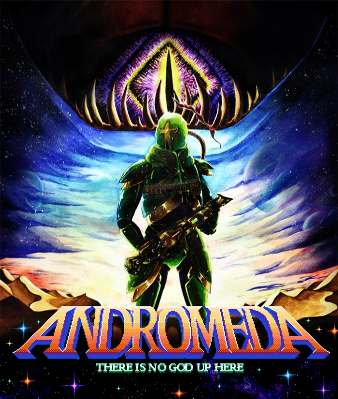Andromeda: There Is No God Up Here, a Unique Open-World Metroidvania
