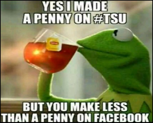 tsu review yes-I-made-a-penny-on-tsu-but-you-make-less-than-a-penny-on-Facebook