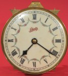 Schatz Standard 400 Day Clock with Roman Numeral Dial, 1954