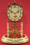 Kundo Miniature Painted 400 Day Clock