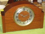 Plymouth (by Seth Thomas) 1940 Mantel Clock