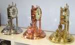 Copper, Nickel and Brass 400 Day Clocks