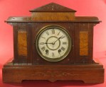 Seth Thomas No. 801 Mantel Clock Made in 1889