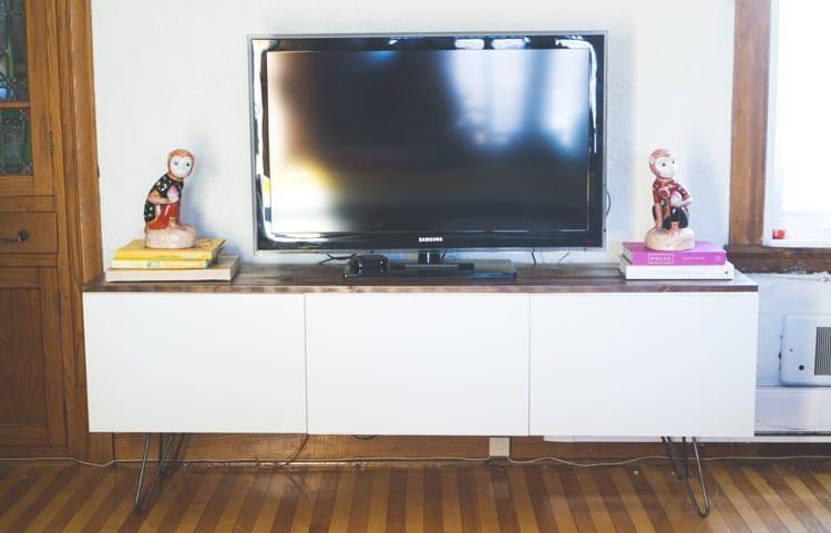 Ikea File Credenza : Home decor hacks using ikea products