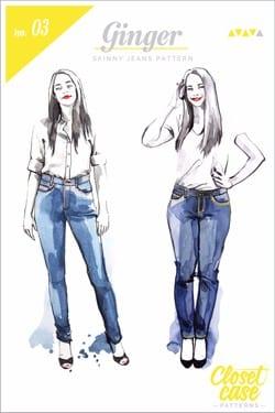 Ginger-Jeans-Sewing-Pattern-Envelope-SIDEBAR
