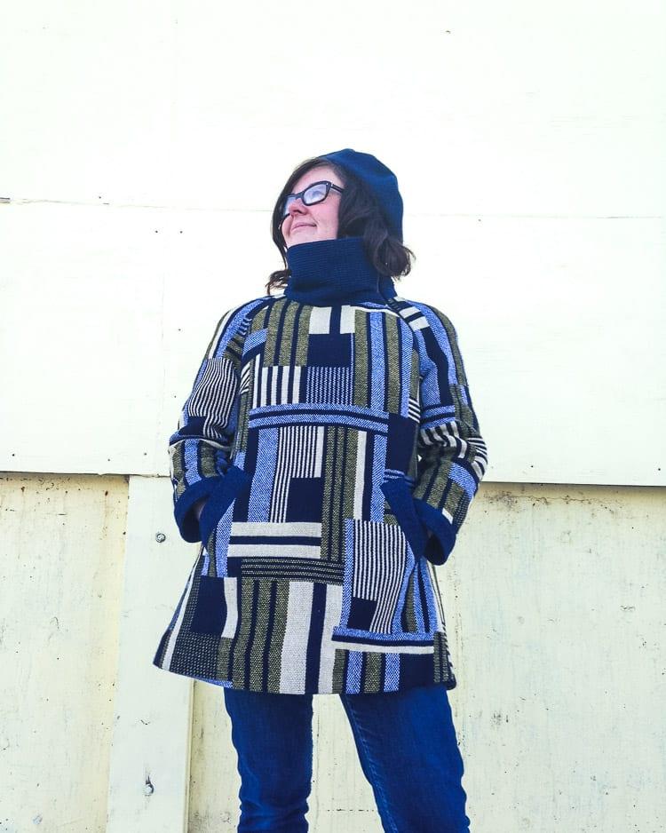 Clare Coat Pattern-2