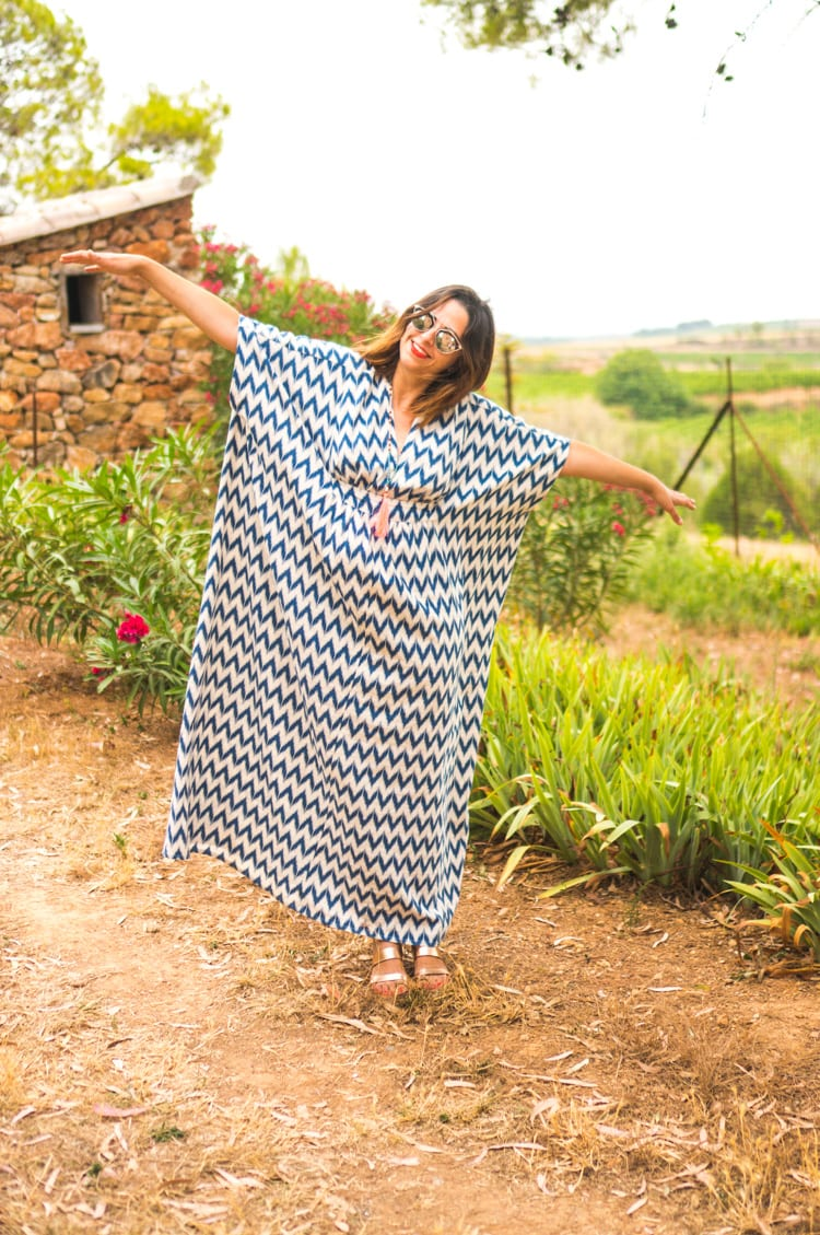 Caftan sewing pattern_Simplicity 5315-2