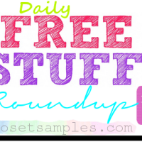 ★ Daily Freebie Roundup ★ {4/26}