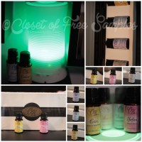 {Giveaway} Ovvio Essential Oils #Review