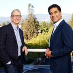 Apple and Deloitte teams up