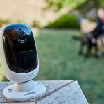 Wire-free security camera now available