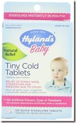 Hylands Cold Tablets