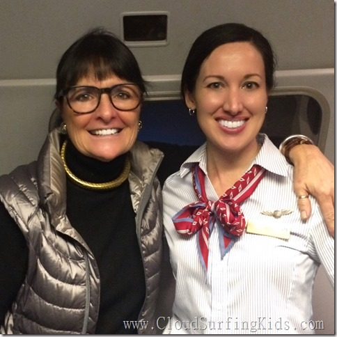 First Woman AA Pilot