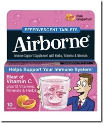 Airborne Grapefruit