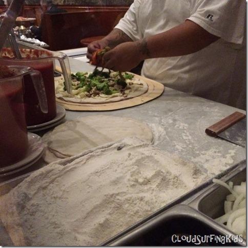 John's Pizzeria Hand Made