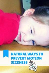 Prevent Motion Sickness