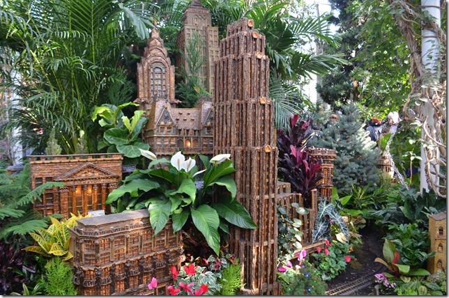 New York Botanical Garden. U201c