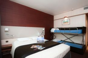 Hotel Mercure Orly - Chambre famille- Club hotelier Val de Marne