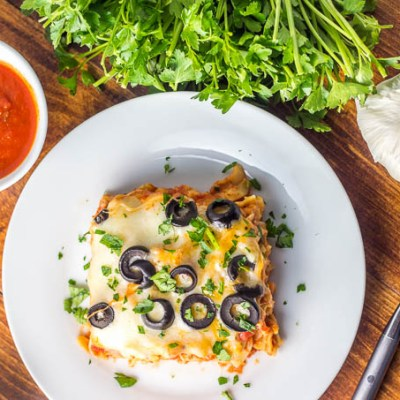 Super-Easy, Super-Delicious Lasagna Casserole