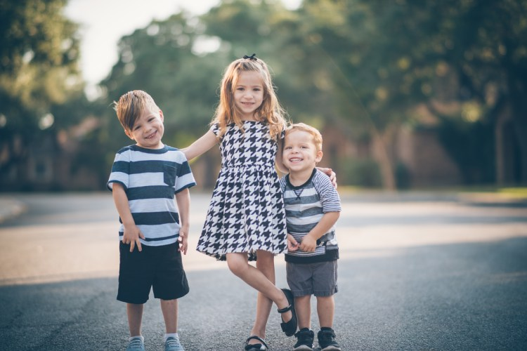 How to Have A Happy Home With Small Children in the House {A New Series}