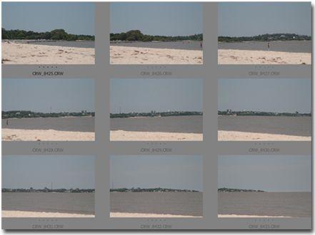 Como crear panoramicas con photomerge imagenes base